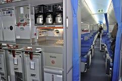 Boening 787 Dreamliner 免版税图库摄影