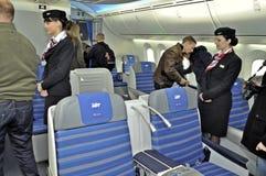 Boening 787 Dreamliner Stock Image