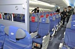 Boening 787 Dreamliner Stock Photo