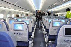 Boening 787 Dreamliner Stock Photos