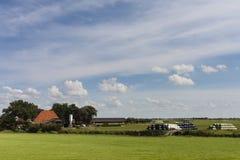 Boerderij, Farm royalty free stock photos