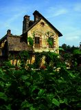 Boerderij, Frankrijk Royalty-vrije Stock Foto's