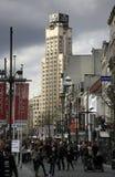 Boerentoren, Antwerpen Photographie stock