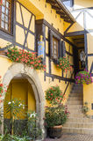 Boersch (Alsace) - House Stock Photo