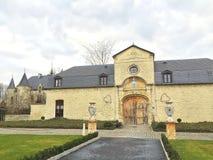 Boetfort castle (Belgium) Royalty Free Stock Photo
