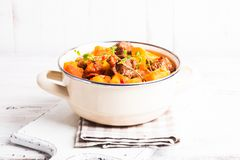 Boeuf Bourguignon Stock Photography