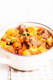 Boeuf Bourguignon Royalty Free Stock Photography