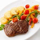 Boeuf grillé Image stock