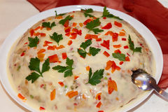 Boeuf salad Stock Image