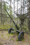 Bofors 20 mm anti-aircraft gun Royalty Free Stock Photography