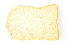 Bogactwo i miękkiej części 12 Zbożowy chleb odizolowywający Obraz Royalty Free