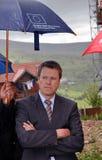 bogar撒母耳Å的½是斯洛文尼亚外交官和政客 库存照片