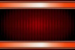 Bogaty królewski czerwony tło ilustracji