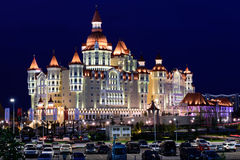 Bogatyr-Hotel Stockbilder