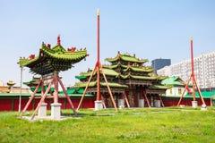 Bogd Khan Winter Palace stock foto