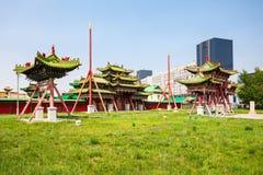Bogd Khan Winter Palace stock foto's