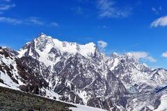 Bogda szczyt Obraz Royalty Free