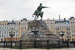 bogdan khmelnitsky μνημείο Στοκ φωτογραφίες με δικαίωμα ελεύθερης χρήσης