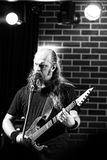 Bogdan Luparu exécutant à Hard Rock Cafe Photo stock