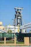 Bogdanka, Poland, SEPTEMBER 11, 2016: Bogdanka coal mine. Lubels. Ki Wegiel Bogdanka S.A. is one of the leading manufactures in hard coal market in Poland Royalty Free Stock Photos
