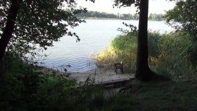 Bogdanovsky湖的基于 影视素材