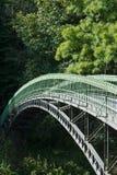 Bogen-Brücke Meiningen Lizenzfreies Stockfoto