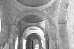 Bogen der Kathedrale von Sankt Nikolaus Stockbild