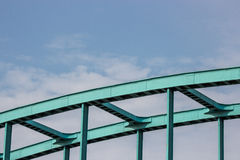 Bogen einer Brücke Stockfotos