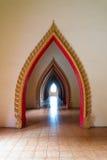 Bogen für Tham-sua Tempel Stockfoto