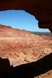 Bogen-Fenster Lizenzfreies Stockfoto