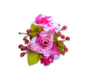 Bogen geformt wie eine Blume Lizenzfreie Stockfotografie