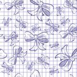 Bogen-Hintergrundillustration vektor abbildung