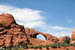 Bogen-Nationalpark Lizenzfreies Stockfoto