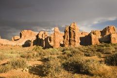 Bogen-Nationalpark Lizenzfreie Stockbilder