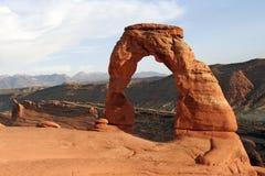 Bogen-Nationalpark Stockfoto