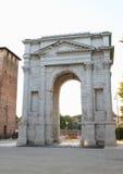Bogen in Verona Stockbild