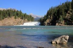 Bogen-Wasserfall Lizenzfreie Stockfotografie