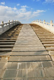 Bogenbrücke Lizenzfreies Stockfoto