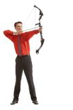 Bogenschütze Lizenzfreies Stockfoto