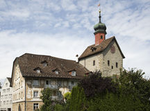Bogenturm in bischofszell Royalty Free Stock Images