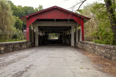 Bogert's Bridge Stock Image