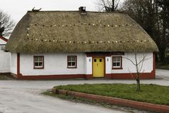 Boggans Karczemny Rathcore, Co Meath, Irlandia, 20 03 18 Fotografia Stock