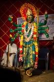Bogini Durga Obrazy Royalty Free