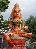 bogini hinduska Zdjęcie Royalty Free