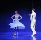 Bogini księżyc walc Austria światowy taniec Zdjęcia Royalty Free