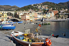 Bogliasco Royalty Free Stock Photo