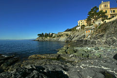 Bogliasco Royalty Free Stock Photography