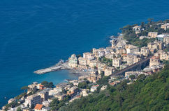 bogliasco Photo stock