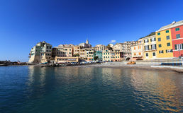 Bogliasco, Italy Royalty Free Stock Photography