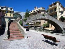 Bogliasco, Italy Royalty Free Stock Image